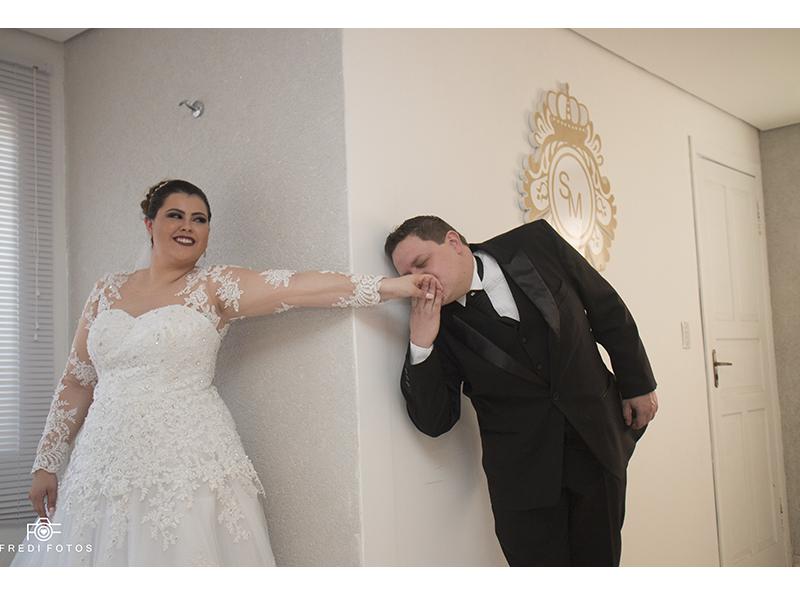 Os votos de casamento mais perfeito de um homem: de Piero para Jaque